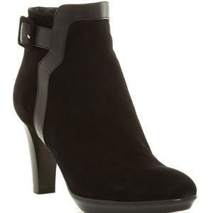 "Aquatalia Marvin K. ""Rae"" Booties Black NWT"